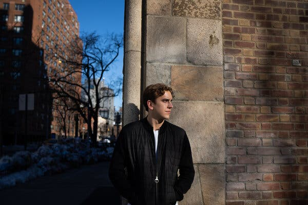 """Max Puidak returned to Galena to take over his father's business. Moving back, he said, has """"been a pretty wild adjustment from living in New York City."""""""